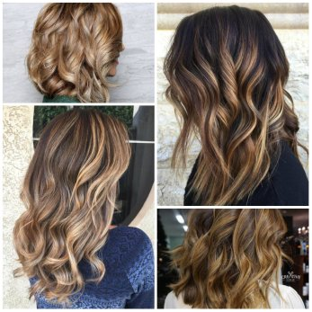2017-caramel-highlights-for-brown-hair