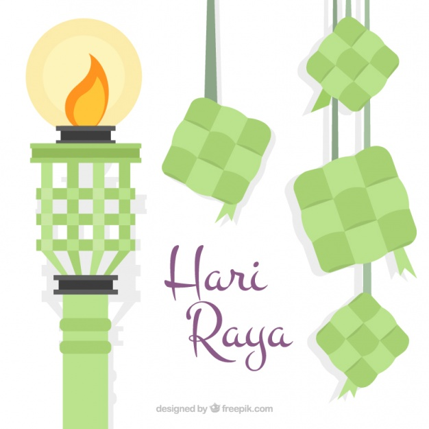 hari-raya-torch-background_23-2147568707